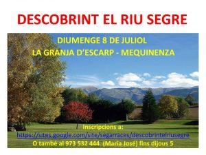 180708 21ª Etapa La Granja d'Escarp-Mequinenza