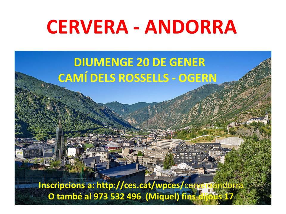 190120 3ª Etapa Cervera-Andorra